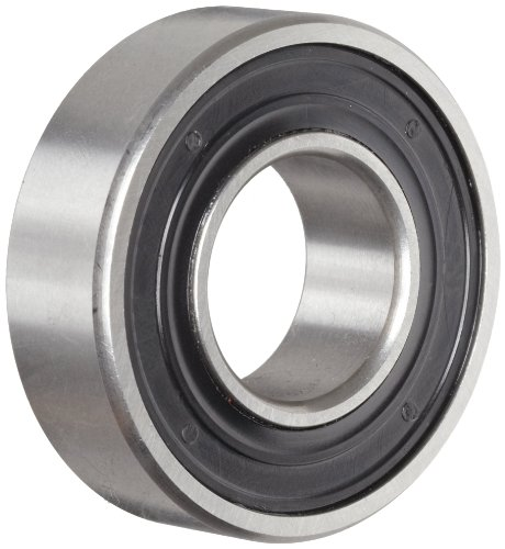 (Nice Ball Bearing 1630DC Double Sealed, 52100 Bearing Quality Steel, 0.7500