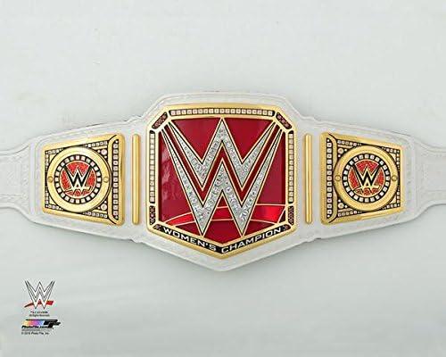 Size: 8 x 10 WWE Womens Championship Belt Photo