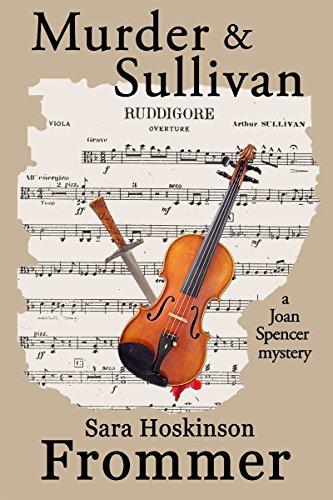 Murder & Sullivan (Joan Spencer Mysteries Book 3)