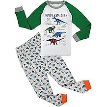 Babylike Pajamas Little Boys Sleepwears Set Pajamas 100% Cotton Clothes Toddler Kid