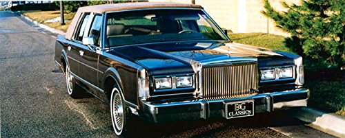Amazon Com 1988 Lincoln Town Car Custom Grille Automobile Photo