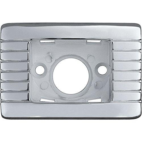 Eckler's Premier Quality Products 50211431 Chevelle Courtesy Light Bezel Rear Armrest ()