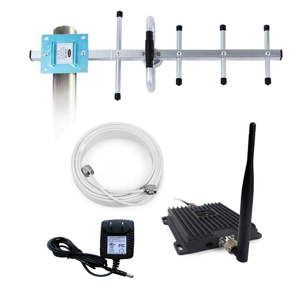 Vee·Box AT&T 4G LTE Mobile Cell Phone Signal Booster Amplifier in home (AT&T LTE) by Vee·Box