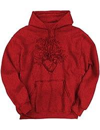 Sprouting Heart Shirt   Spirit Animal ZEN Garden Mystic Truth Hoodie Sweatshirt