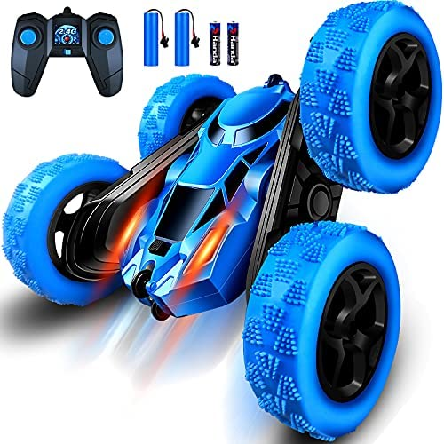 Remote Control Car – Panzer RC Tank, Race Car Outdoor Toys for Kids Age 4-8 Birthday Gift for 5-7 Year Old Boys Girls Ideas Gifts for Boys Kids Age 6-10 Outdoor Games Toys for 9 yr Old Boys