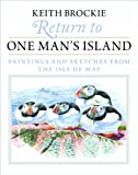 Return to One Man's Island, Keith Brockie, 1841589748