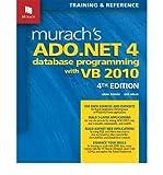 Murach's ADO.NET 4 Database Programming with VB 2010 (Paperback) - Common