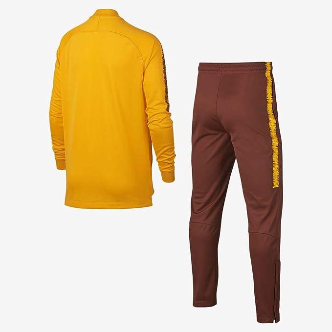 Nike Roma Y NK Dry SQD TRK Suit K - Chándal, Unisex Infantil ...