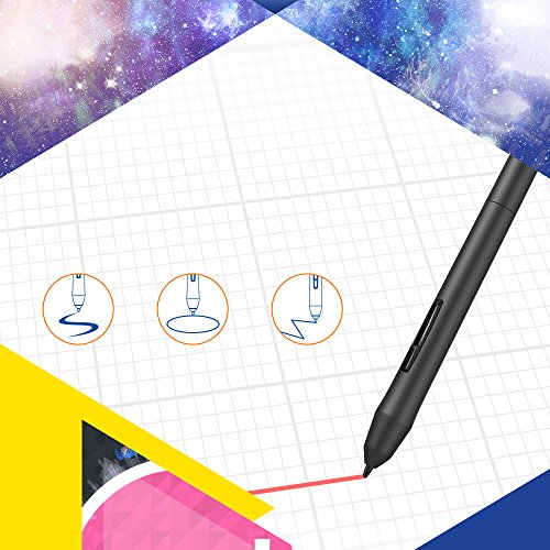free shipping XP-PEN G430S 4 x 3 inch Graphic Drawing Tablet for OSU