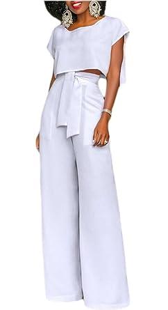 Fly Year-uk - Pantalón de Traje - para Mujer: Amazon.es ...