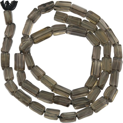 Quartz Tube Beads - 2