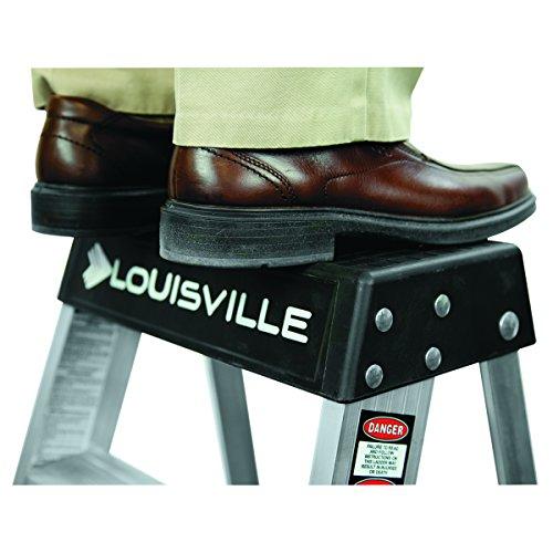 Louisville Ladder AS3002, Aluminum Stepladder, 300-Pound Capacity, 2-Foot by Louisville Ladder (Image #8)