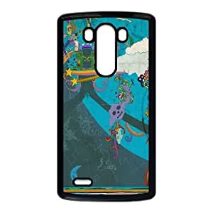 LG G3 Cell Phone Case Black Anime Picture JSK780454