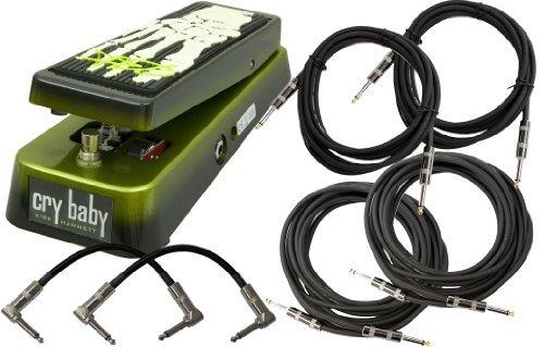 【予約】 【 Cables 並行輸入品】 Dunlop KH95 KH95 Kirk Hammett Wah 並行輸入品 ペダル w/ 6 Cables B00JEF4XZK, 布とリボンの手芸店シナモンブルー:430a307c --- a0267596.xsph.ru