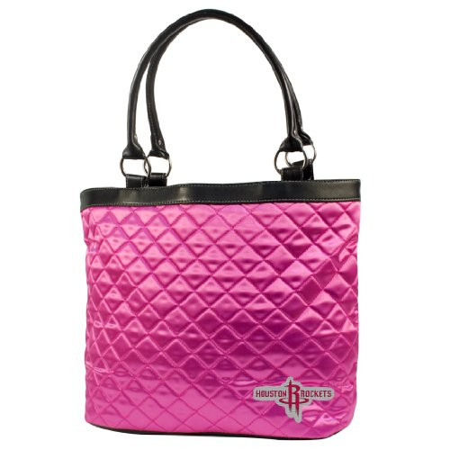 NBA Houston Rockets Quilted Tote by Littlearth