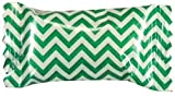 Party Sweets Chevron Green Buttermints by Hospitality Mints, Appx 300 mints, 7-Ounce Bags (Pack of 6)