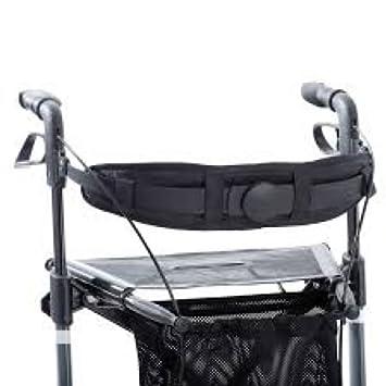 Espalda Diseño con acolchada para andador con ruedas tropo troja ...