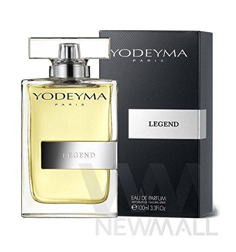 Profumo Uomo Yodeyma LEGEND Eau de Parfum 100 ml