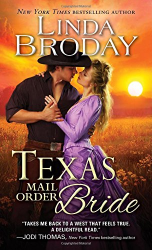 book cover of Texas Mail Order Bride
