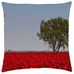 Red Sea - Throw Pillow Cover Case (18