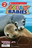 Ocean Babies: With Erasers (Scholastic Reader, Level 2)