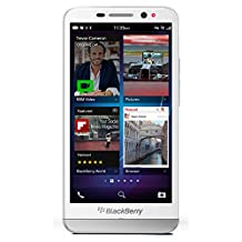 Blackberry Z30 STA100-5 16GB Unlocked GSM 4G LTE OS 10.2 Cell Phone - Pure White