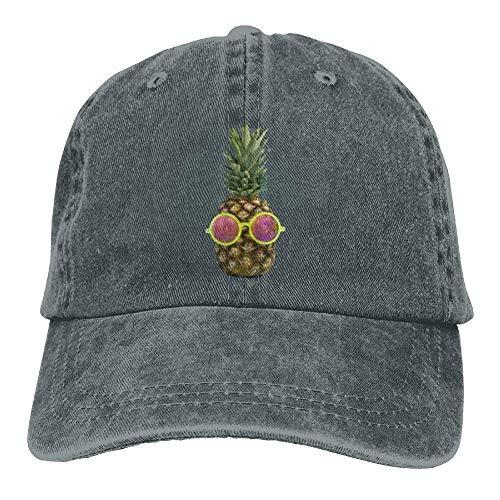 béisbol Adjustable Sunglasses Hat Pineapple Snapback Baseball Caps Gorras hanbaozhou Denim Male 5TxYYw