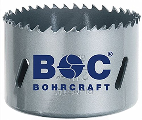Bi-Metal para sierra de corona HSS 30,0 mm en Bohrcraft-cart/ón 1 pcs