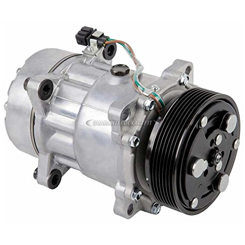 Brand New Premium Quality AC Compressor & A/C Clutch For VW Volkswagen Eurovan - BuyAutoParts 60-01530NA New