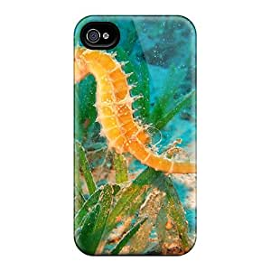 Back Cases Covers For Iphone 6 - Beautiful Underwater Seahorse