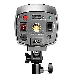 Neewer 180W 180 Watt Photographic Studio Strobe Flash Light