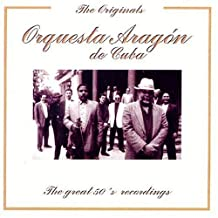 Great 50's Recordings by ORQUESTA ARAGON (2005-04-26)