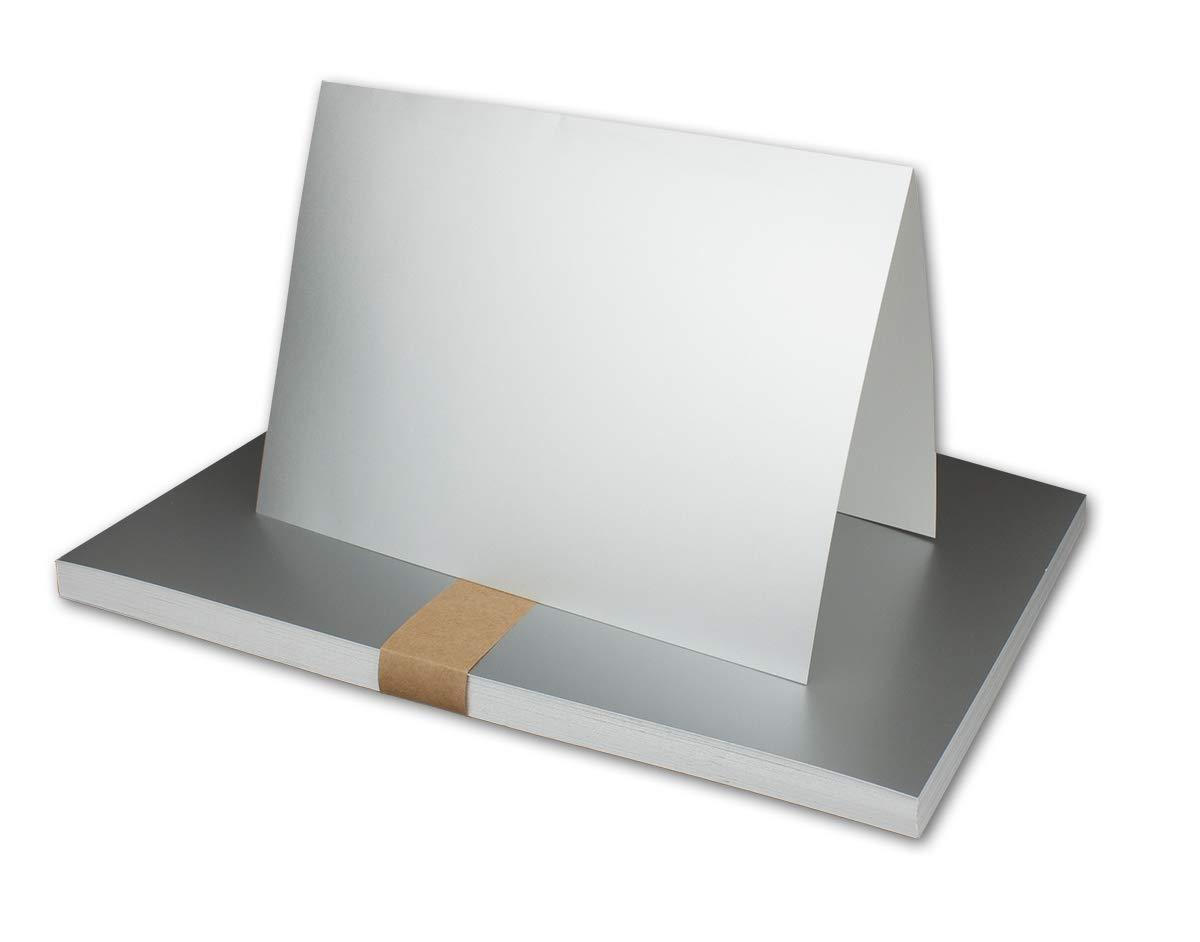 75 75 75 Sets - Faltkarten Hellgrau - Din A5  Umschläge Din C5 - Premium Qualität - Sehr formstabil - Qualitätsmarke  NEUSER FarbenFroh B07Q818LDX   Verschiedene Arten Und Die Styles  11c5cf