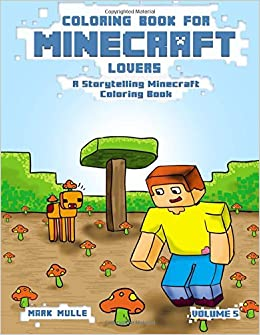 5: Coloring Book For Minecraft Lovers: An Unofficial Minecraft ...