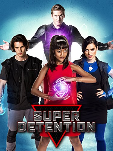 Super Cool Movie - Super Detention