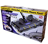 Image of OnTel Products SWSMAX Max Cordless Swivel Sweeper