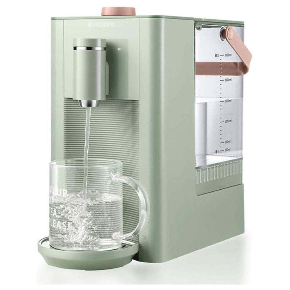 ROLL Digital Instant Countertop Self Cleaning Bottleless Water Cooler Water Dispenser, 2.6 Litre Boiling Kettle Machine, for Home and Office