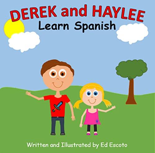 Derek and Haylee Learn Spanish