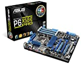 ASUS P6X58-E Pro - LGA 1366 - X58 - SATA 6Gbps, USB 3.0, Bluetooth - ATX Intel X58 DDR3 2200 Motherboards