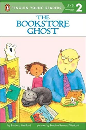 The Bookstore Ghost (Penguin Young Readers, L2) by Maitland Barbara (1998-09-01)