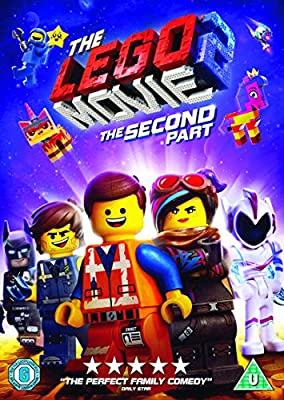 The Lego Movie 2 Dvd 2019 Movies Tv Amazon Com