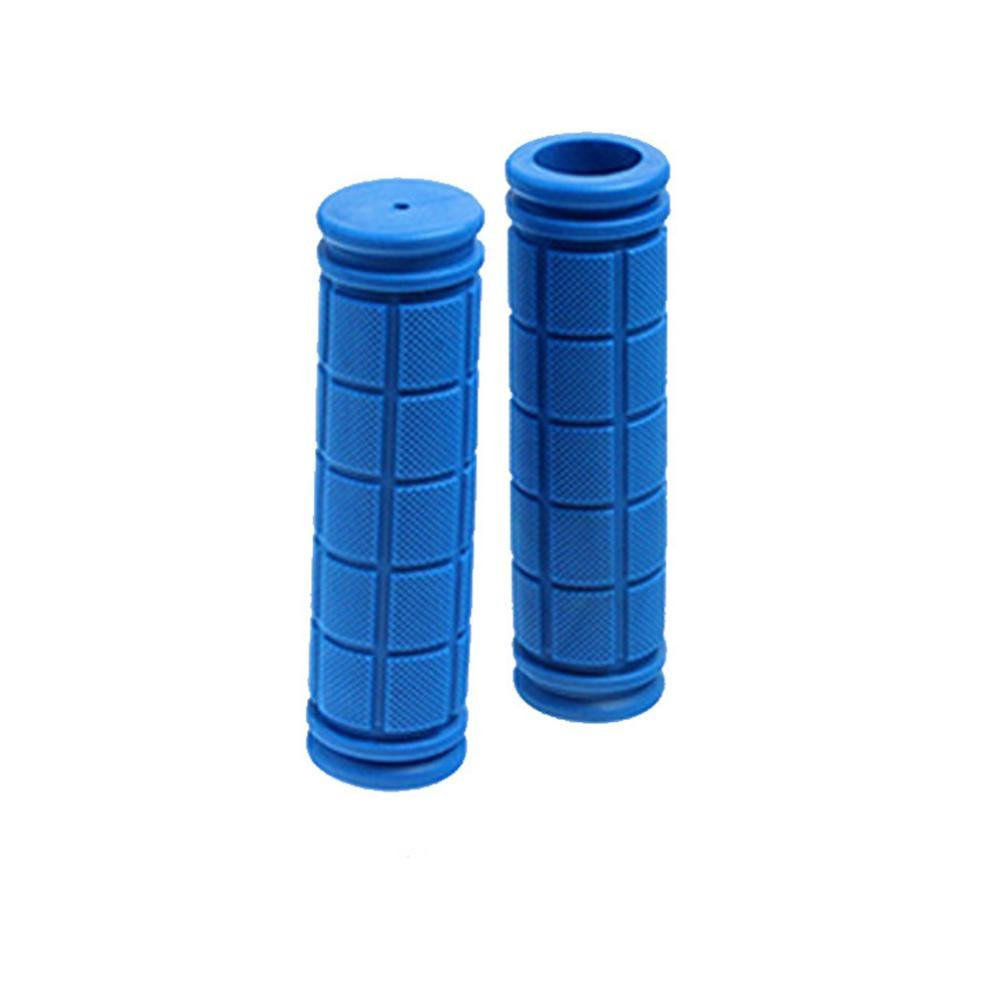 HighlifeS New Handlebar Grips Bicycle MTB BMX Road Mountain Bike Soft Rubber Handlebar End Grips