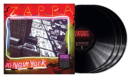 Zappa In New York [40th Anniversary]