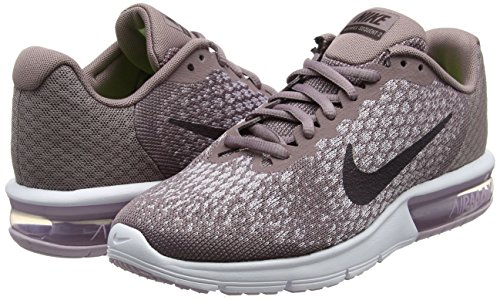 2 Running plum Lilac Women's Air Sequent Max Wine Grey iced Port Taupe Shoe Nike Fog IqIXUwnPT