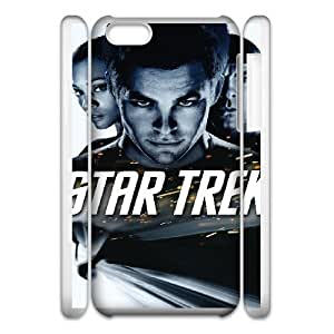 Star Trek For iphone 5c 3D Custom Cell Phone Case Cover 93II658167