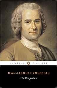 Jean jacques rousseau published books