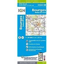 Bourges / Mehun-Sur-Yevre 2015: IGN2324