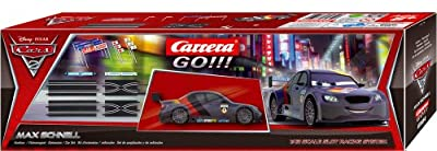 Carrera Go Disney Cars 2 Max Schnell Expansion Set from Carrera