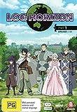 Log Horizon Part 1 DVD [Episodes 1-13]