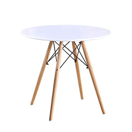 Mesillas de noche Mesa auxiliar, mesa de comedor estable, mesa de ...